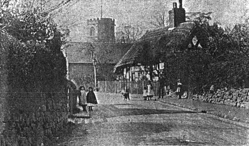 Hodnet at the turn of the century