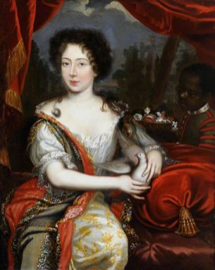 Gascars, Henri; Ann De Lisle De Beauvoir (b.1631/1632); Guernsey Museums and Galleries; http://www.artuk.org/artworks/ann-de-lisle-de-beauvoir-b-16311632-136466