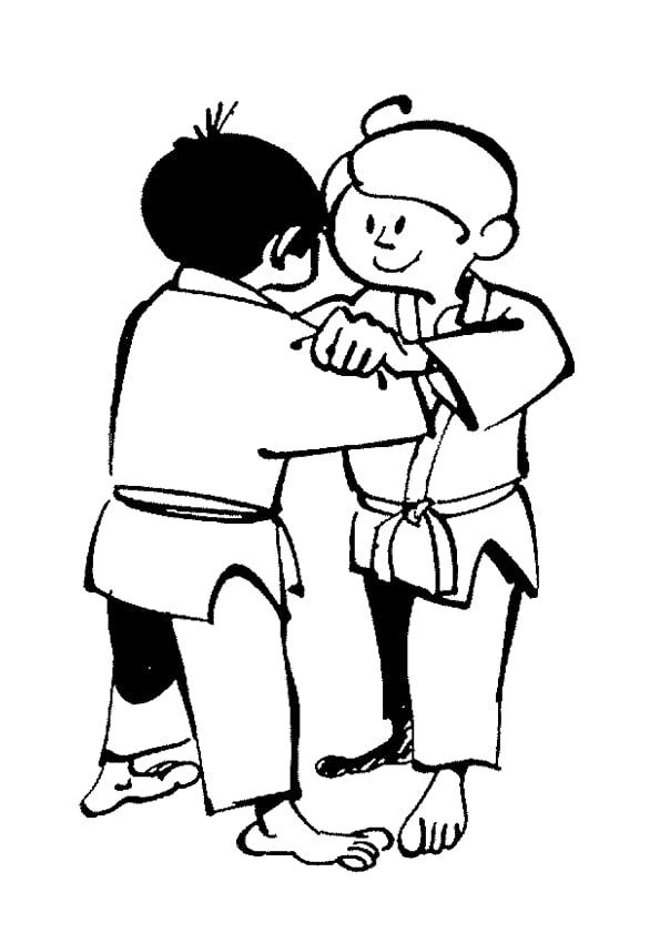 Afbeeldingsresultaat voor judo kleuters