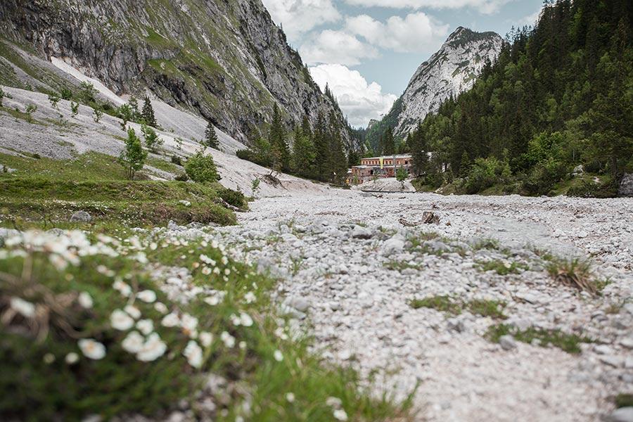 Höllentalklamm Garmisch Wandern - Wanderung Hollentalklamm ...
