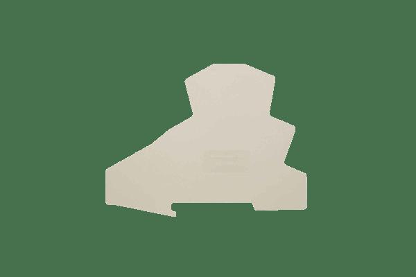 • 20 Stk. Weidmüller Abschlussplatten PMAK4