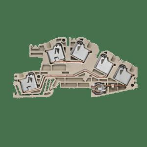 • 50 Stk.Weidmüller Installations-Reihenklemmen PDL