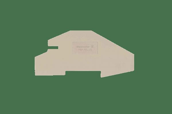 • 20 Stk. Weidmüller Abschlussplatten PDL