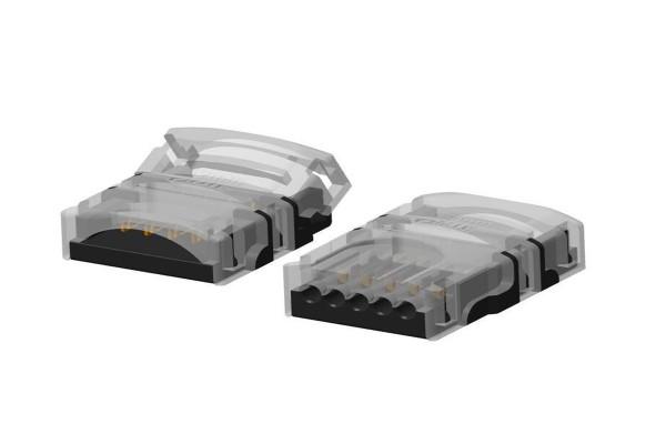 • 5x RGBW LED Streifen auf RGBW LED Streifen Verbinder