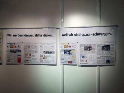 Quartierzeitung Höngger - Es bitzli schwanger...?