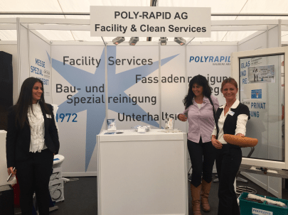 Poly Rapid AG, Facility & Clean Services