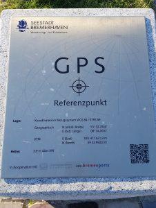 GPS Referenzpunkt