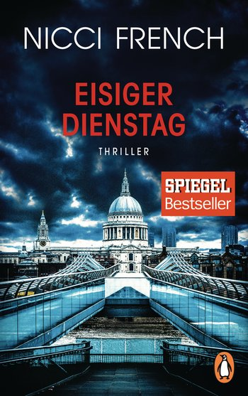 """Cover """"Eisiger Dienstag"""""""