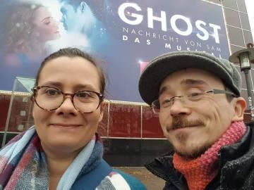Ghost Nachricht von Sam