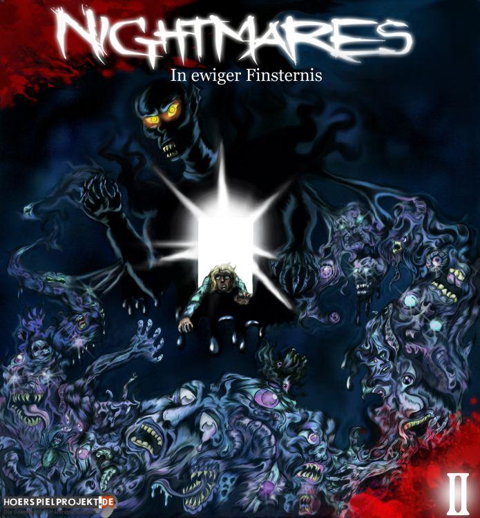 Nightmares (2) In ewiger Finsternis (hörspielprojekt)