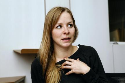 Jasmin Schwiers; Bild: WDR / Sibylle Anneck