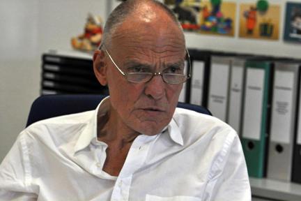 Hans Peter Hallwachs; Bild: WDR/Sascha von Donat