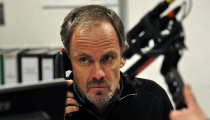 Lenz (Matthias Leja) steht im Fokus der Ermittlungen; Bild: SWR/WDR/Sascha von Donat
