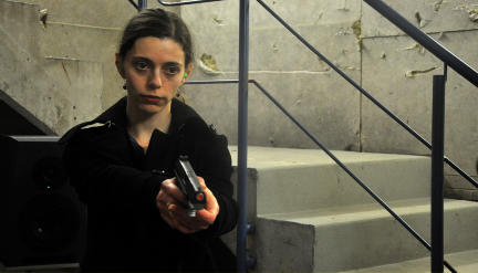 Malina (Carmen Birk); Bild: WDR/Sascha von Donat