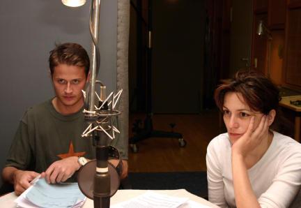 Roman Knitzka und Martina Gedeck; Bild WDR / S. Anneck