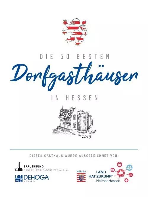 Die 50 besten Dorfgasthäuser in Hessen
