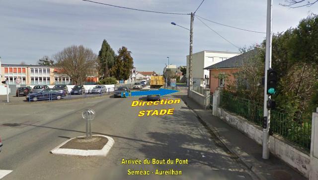 Stade J. Ferry – Aureilhan