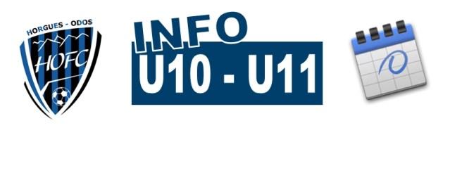 [U10/U11] Les lois du jeu