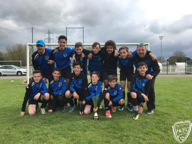 [U13] HOFC Champions Départementaux…