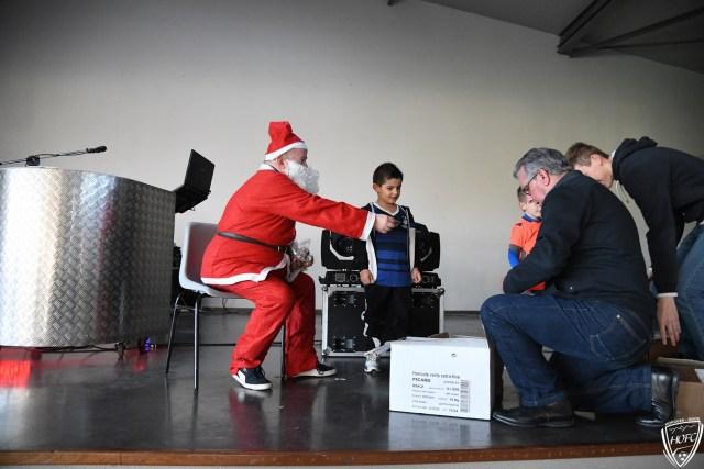[HOFC] Goûter de Noël en images