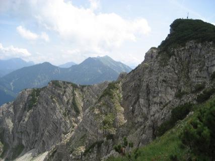 Gipfel des österreichischen Schinders
