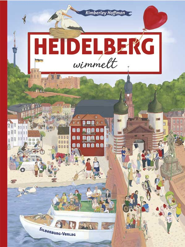 Heidelberg wimmelt — Fun & Spass for everyone