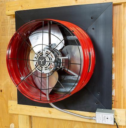attic fan installation st louis cool