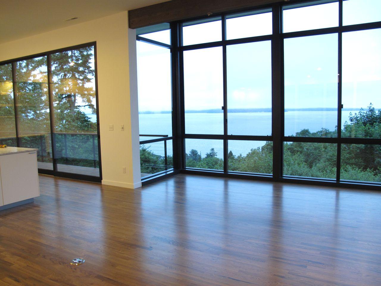 Mid Century Home Hardwood Flooring Seattle WA Hoffmann Hardwood Floors