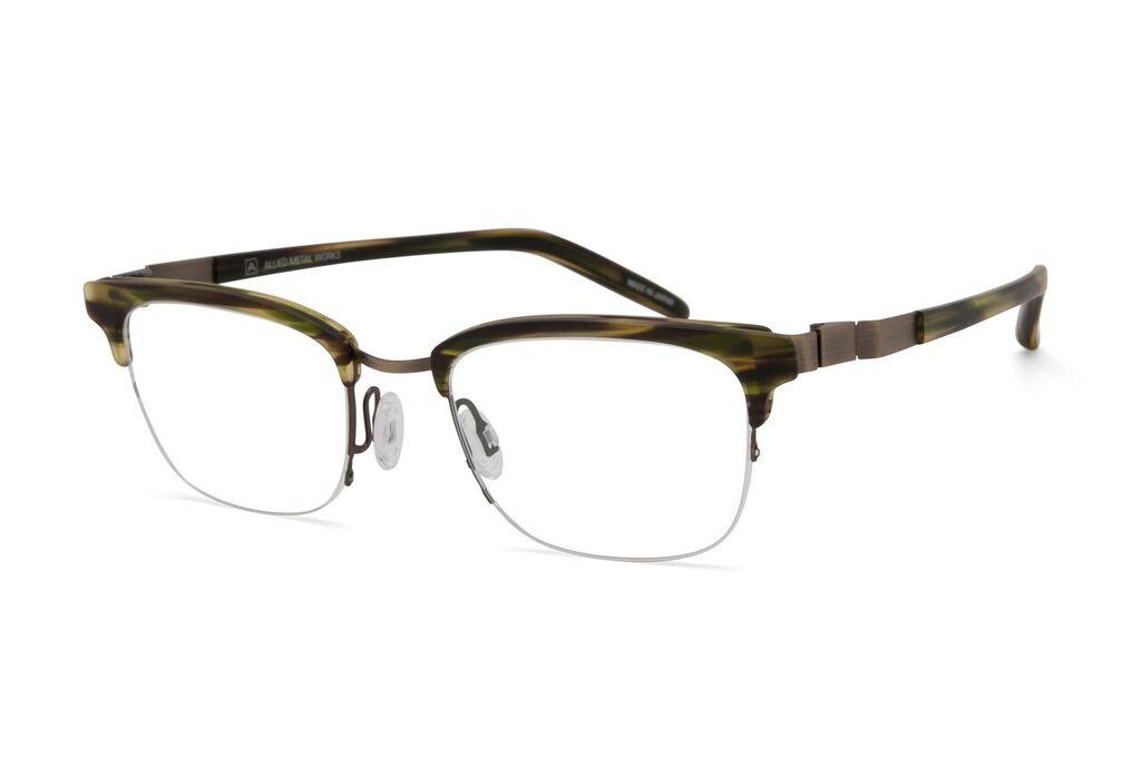 Allied Metal Works Designer Glasses Hoff Optometry Venice