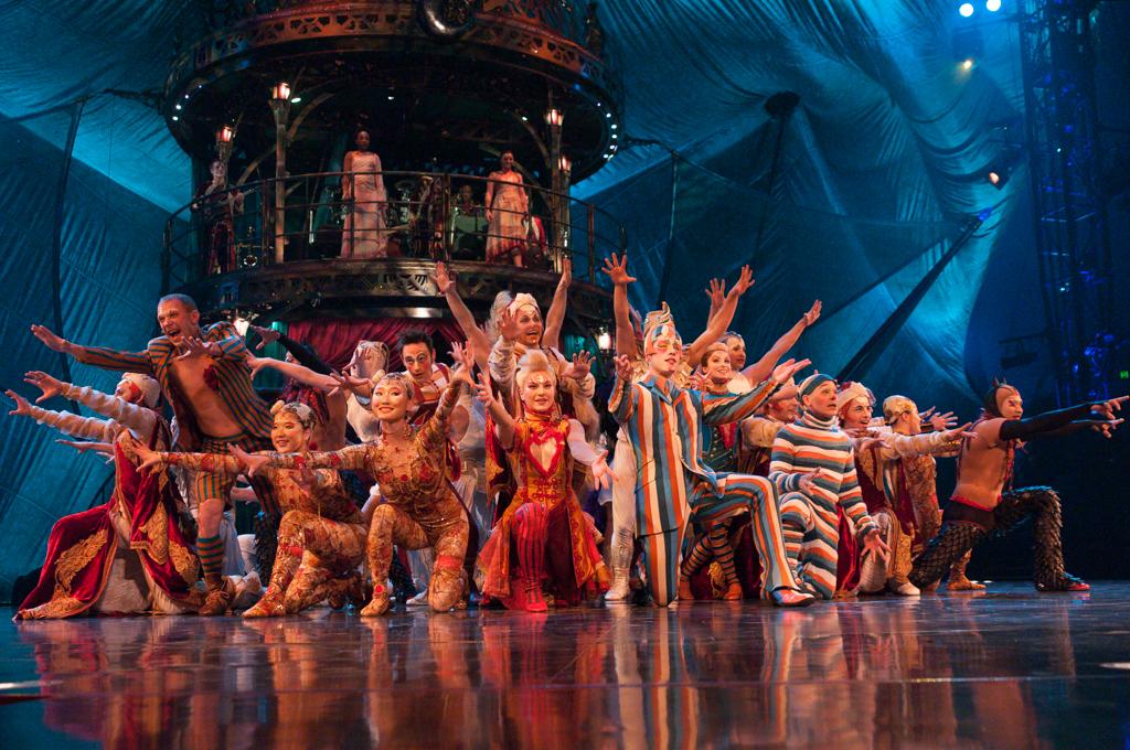 Kooza Cirque du soleil Amsterdam