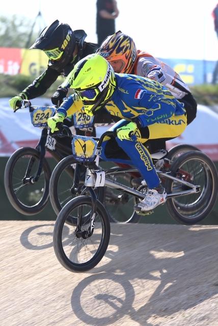 Kevin Spanninga Goor BMX