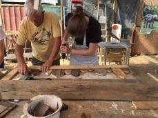 workshop sloophout 6 aug