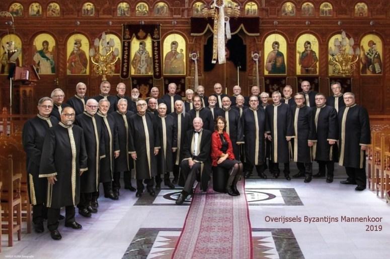 Overijssels Byzantijns Mannenkoor
