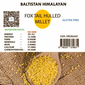 Hulled Foxtail Millet