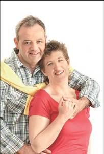 Gerhard und Sylvia Stadler führen ihren Betrieb seit 1993 als Biobetrieb.