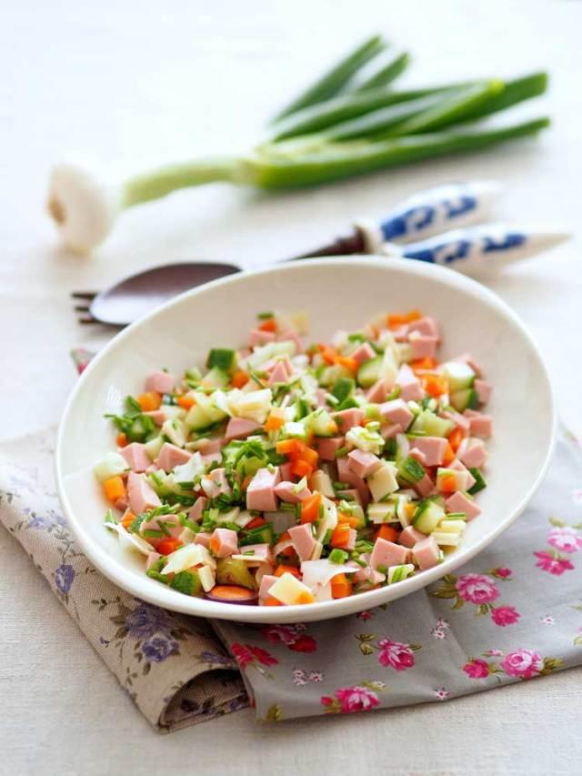 Klassischer Wurstsalat Rezept