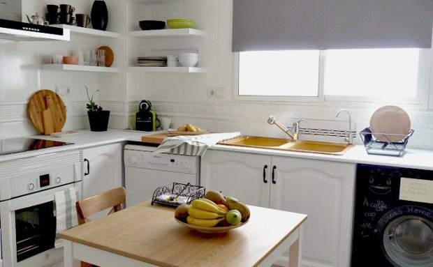 reformar una cocina sin obras
