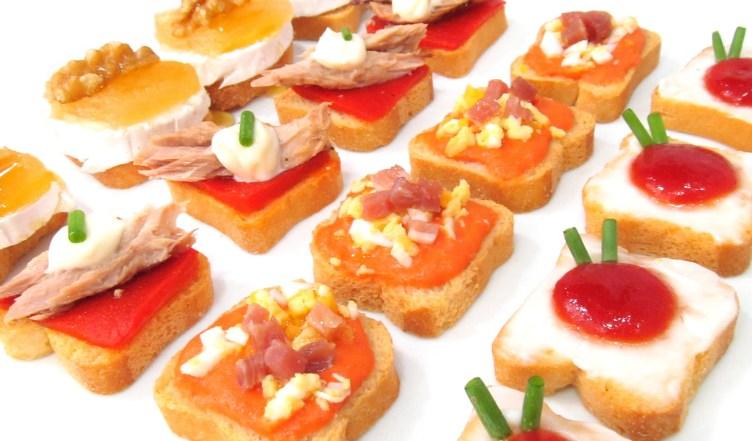 canapes-variados-cocina-con-carmen