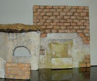 Manualidades - Muros para las edificaciones de tus belenes