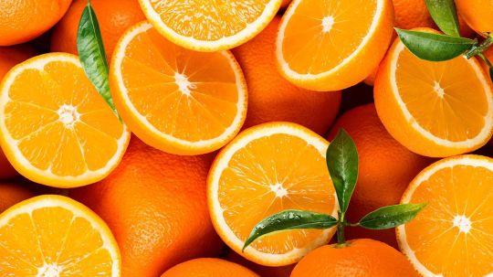 Naranja: Rica en vitamina C - Hogarmania