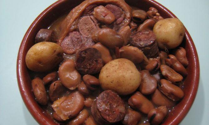 michirones cartageneros en la Comunidad de Cocina - Hogarmania.com