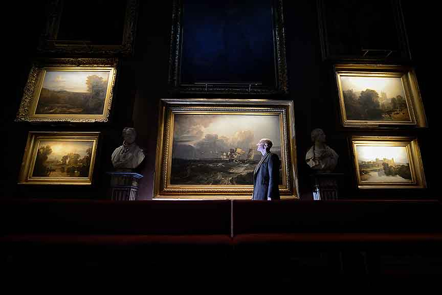 Hogarth Fine Art Picture Lights