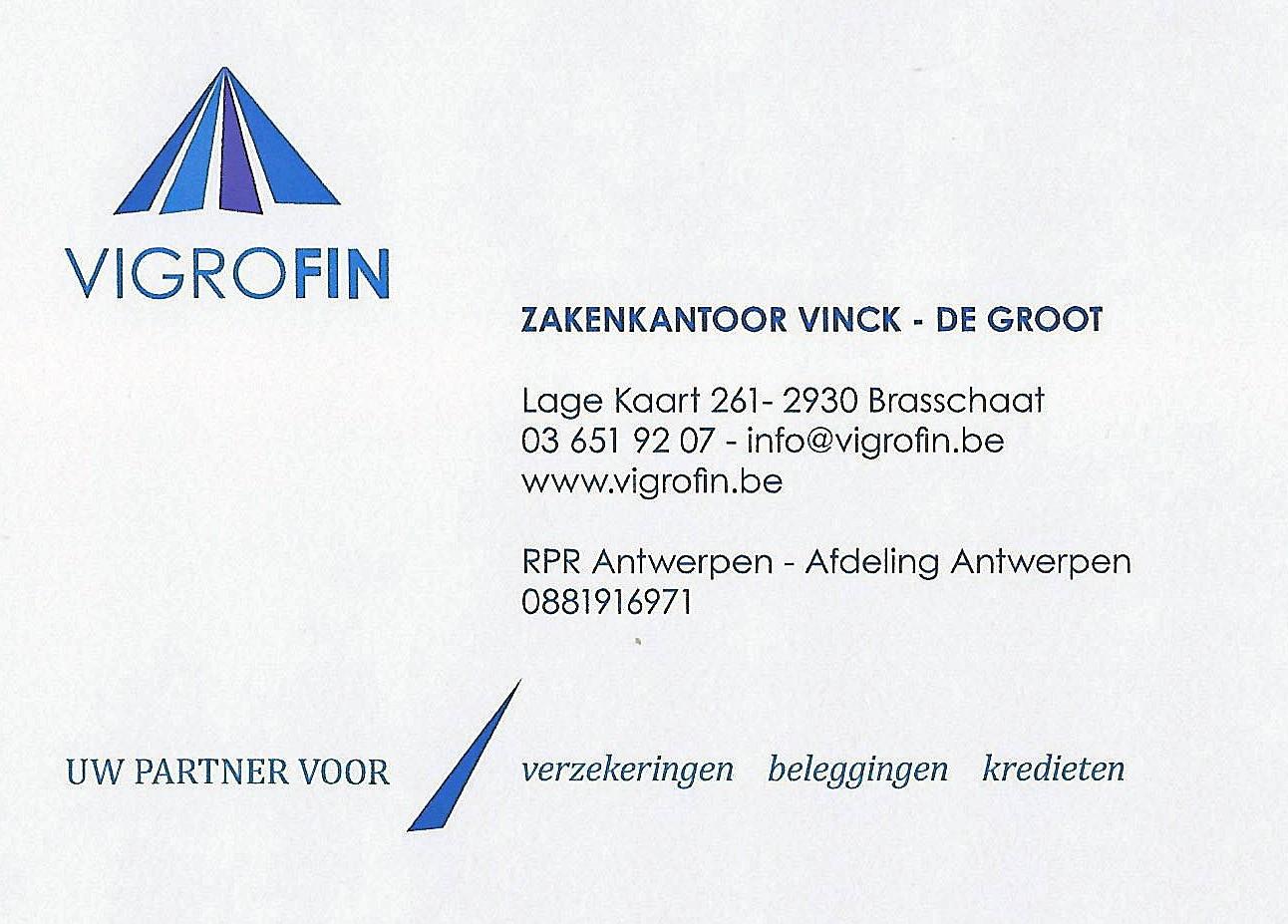 Vigrofin