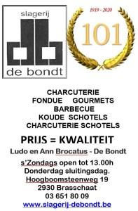 Slagerij De Bondt
