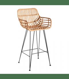 chaise de bar ikast