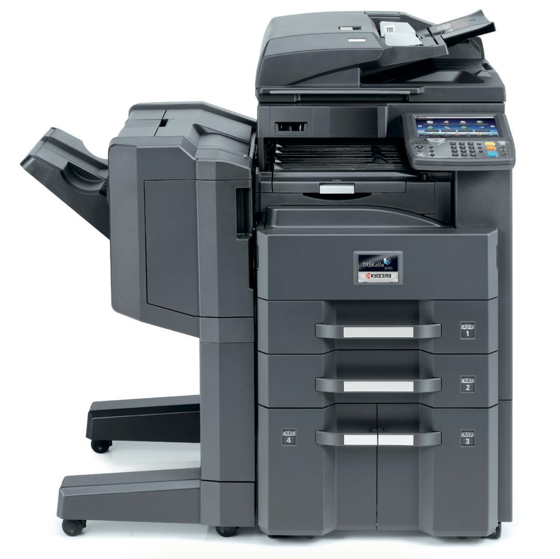 Kyocera TASKalfa 3010i MFP NDPS Drivers PC