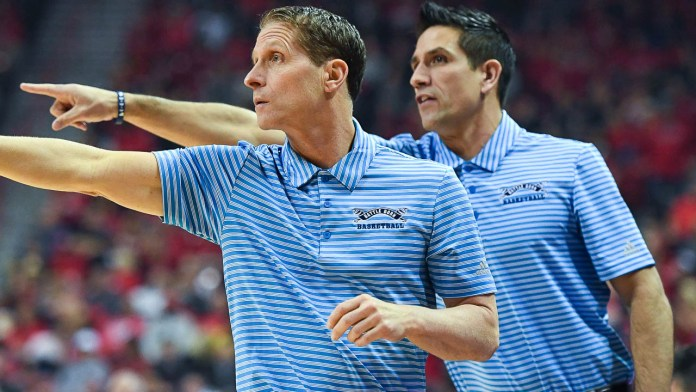 Musselman brings former Nevada assistant to Hogs' staff