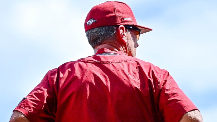 Hogs not taking foot off gas heading to SEC Tournament next week