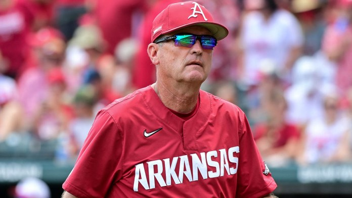 Van Horn recapping Saturday's loss to NC State to even Super Regional