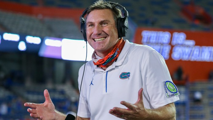 Beaird on Mullen possibly having to deal with more than football this week